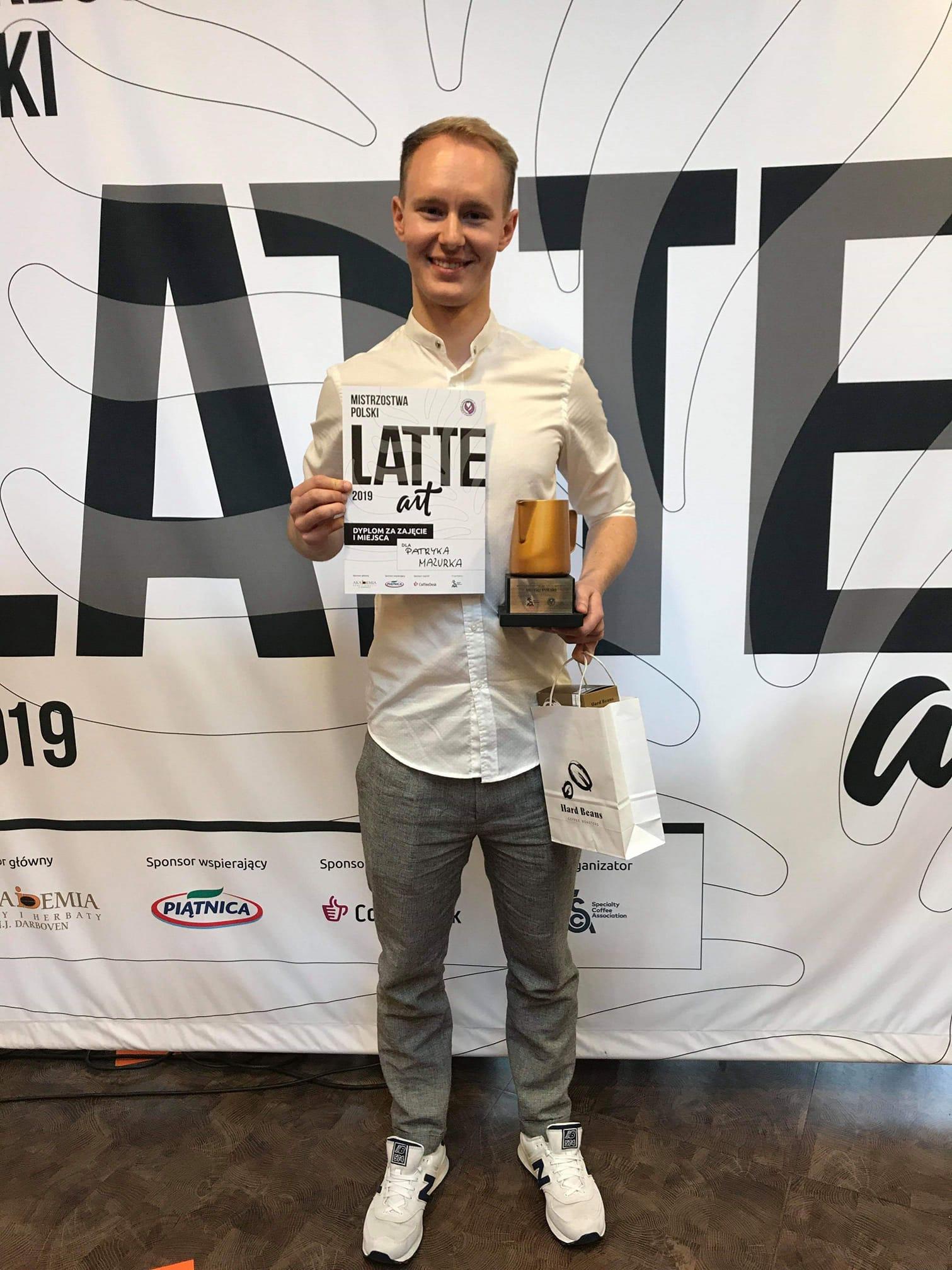 Mistrz Polski Latte Art 2019